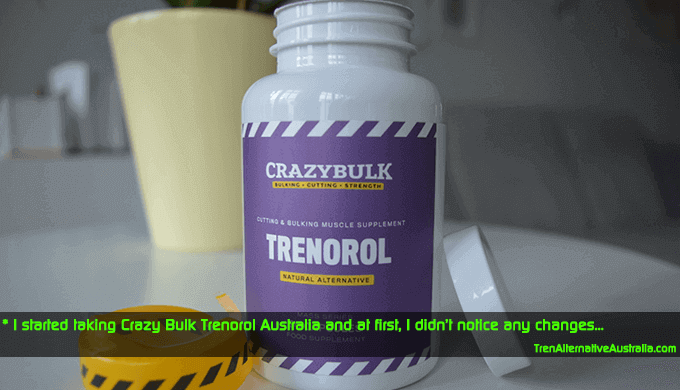 Trenorol Australia Review After 2 Months